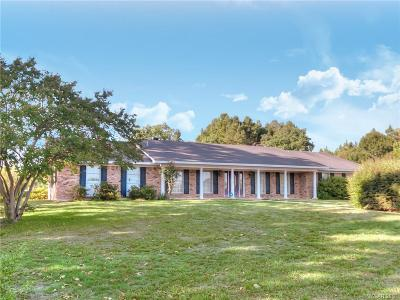 Minden Single Family Home For Sale: 1015 Country Club Circle
