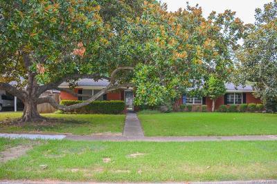 Shreveport Single Family Home For Sale: 851 Surrey Road