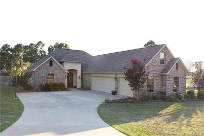 Minden Single Family Home For Sale: 233 Woodhaven Drive