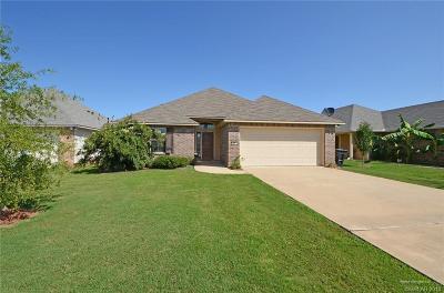Bossier City Single Family Home For Sale: 620 Bloomington Lane