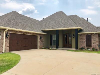 Bossier City Single Family Home For Sale: 206 Tymark Drive