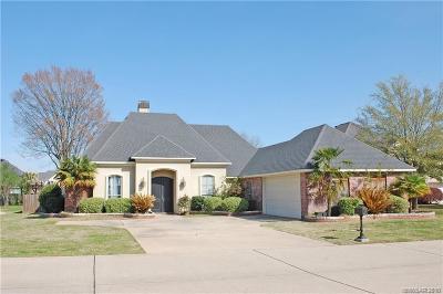 Shreveport Single Family Home For Sale: 8303 New Sensation Court