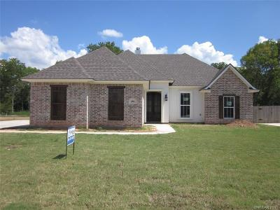 Bossier City Single Family Home For Sale: 496 Long Acre Drive