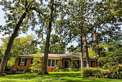 Shreveport Single Family Home For Sale: 1121 Ontario Street
