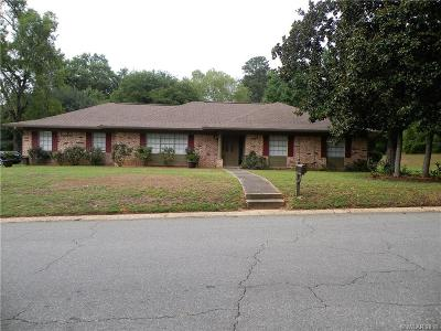 Minden Single Family Home For Sale: 1401 E Todd Street