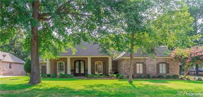 Benton Single Family Home For Sale: 5053 Sweetwater Drive