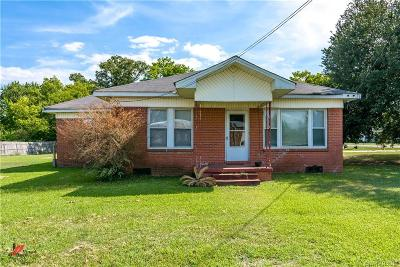 Benton Single Family Home For Sale: 303 5th Street