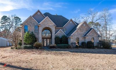 Benton Single Family Home For Sale: 119 Oak Leaf Trail