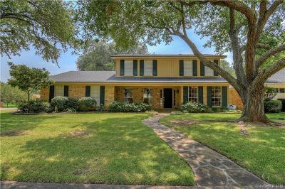 University Terrace, University Terrace South, University Terrace, Unit #4 Single Family Home For Sale: 1502 Carmel Drive