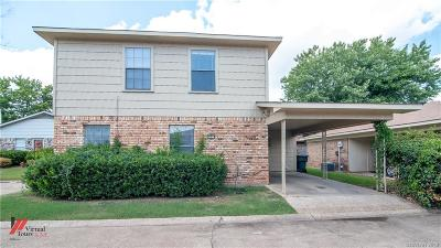 Bossier City Condo/Townhouse For Sale: 203 Royal Street