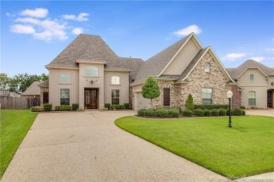 Bossier City Single Family Home For Sale: 906 Royal Circle