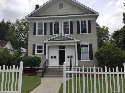 Shreveport Multi Family Home For Sale: 1027 Boulevard Street