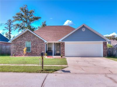 Haughton Single Family Home For Sale: 428 Cross Drive