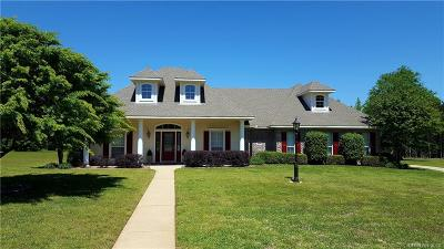Greenwood Single Family Home For Sale: 8340 Belle Oaks Circle