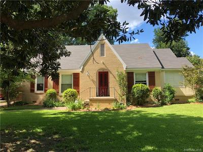 Shreveport Single Family Home For Sale: 436 Albert Avenue