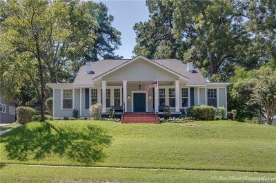 Shreveport Single Family Home For Sale: 957 Unadilla Street