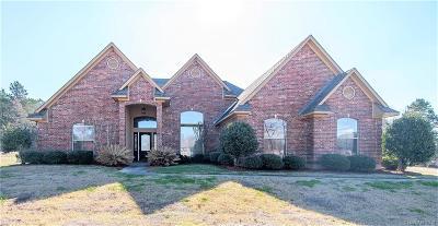 Shreveport Single Family Home For Sale: 5577 Winder Circle E