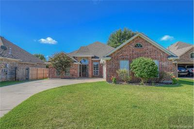 Bossier City Single Family Home For Sale: 2000 Wilderness Court