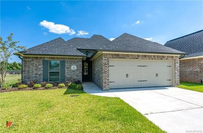 Bossier City LA Single Family Home For Sale: $224,900