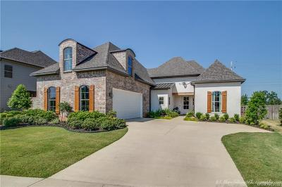Benton Single Family Home For Sale: 269 Danielle Drive