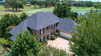 Shreveport Single Family Home For Sale: 10857 Sunrise Pointe