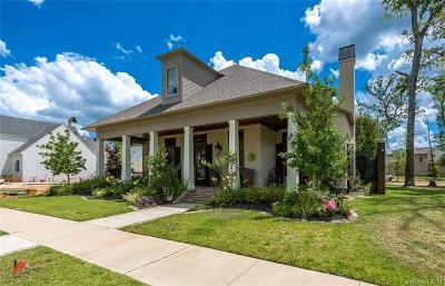 Shreveport Single Family Home For Sale: 2127 Woodsong Lane #294