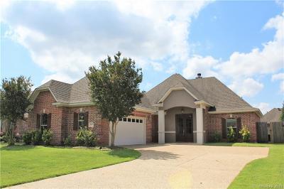 Bossier City Single Family Home For Sale: 517 Half Moon Lane