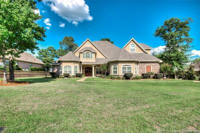 Haughton Single Family Home For Sale: 2505 Bloomfield Lane