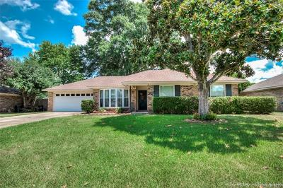 Bellair, Bellaire Single Family Home For Sale: 3503 Sherian Avenue