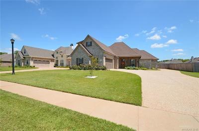 Bossier City Single Family Home For Sale: 705 Bandera Drive