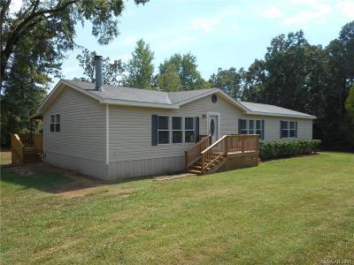Benton Single Family Home For Sale: 126 Amy Lane