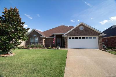 Bossier City Single Family Home For Sale: 222 Melissa Lane