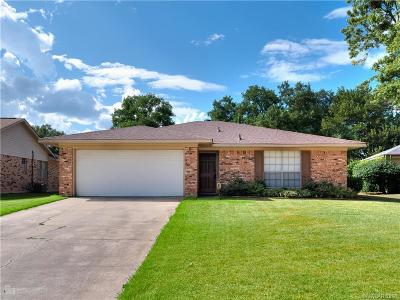 Golden Meadows Single Family Home For Sale: 5307 Iris Circle