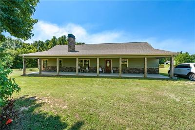 Benton Single Family Home For Sale: 172 Peace Lane