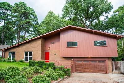 Oak Hill, Oak Hills Single Family Home For Sale: 7125 Creswell Road
