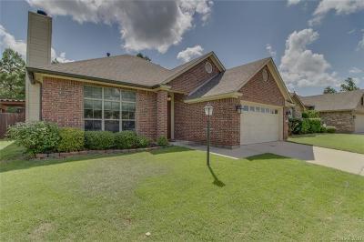 Haughton Single Family Home For Sale: 541 Fox Cove