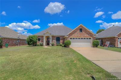 Benton Single Family Home For Sale: 4223 Parkridge