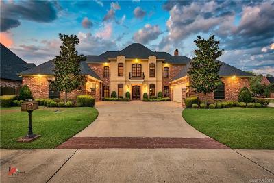Shreveport Single Family Home For Sale: 7921 Captain Cooley Drive