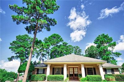 Shreveport Single Family Home For Sale: 9448 Wrenwood Boulevard