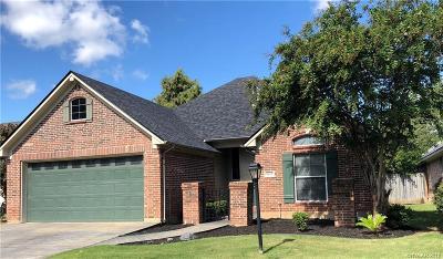 Shreveport Single Family Home For Sale: 9118 Redwing Court