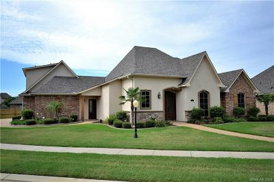 Bossier City Single Family Home For Sale: 905 Royal Court