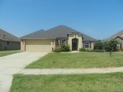 Bossier City Single Family Home For Sale: 518 Linnhurst Drive