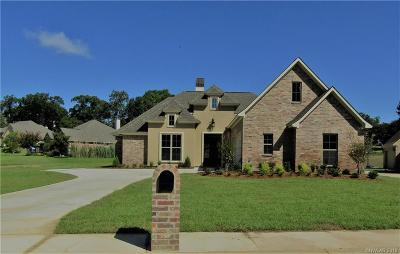 Minden Single Family Home For Sale: 300 Woodhaven Drive
