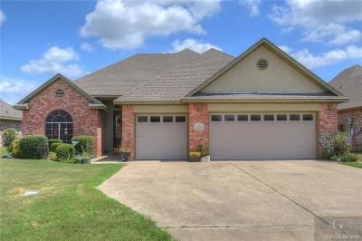 Benton Single Family Home For Sale: 4125 Courtland Way
