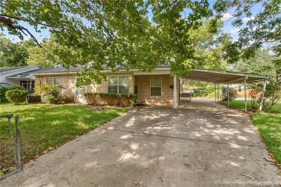 Bossier City Single Family Home For Sale: 1347 Michael Street