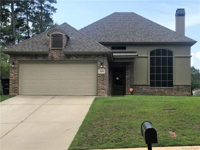 Shreveport Single Family Home For Sale: 3350 St. Matthias Drive