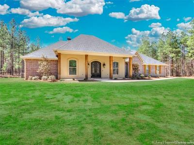 Benton Single Family Home For Sale: 795 Seven Pines Road