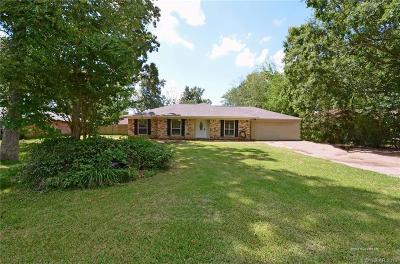 Benton Single Family Home For Sale: 113 Park Boulevard