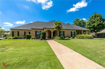 Hidden Trace Single Family Home For Sale: 10102 Autumn Oaks Lane