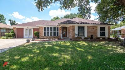 Bossier City Single Family Home For Sale: 1414 W Maria Street